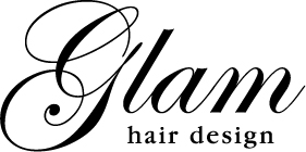 glam hair design