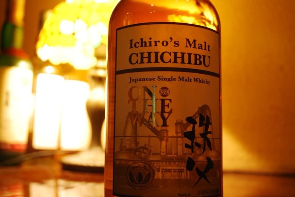 Ichiro'sMalt  ON THE WAY 2019
