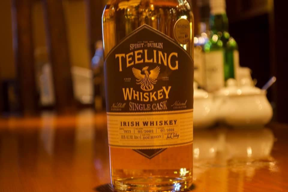Teeling Bourboncask2002 For WhiskyMagazin 60%