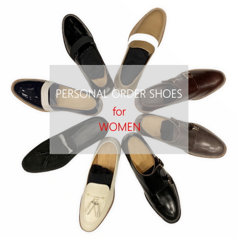 PERSONAL ORDER SHOES for WOMEN