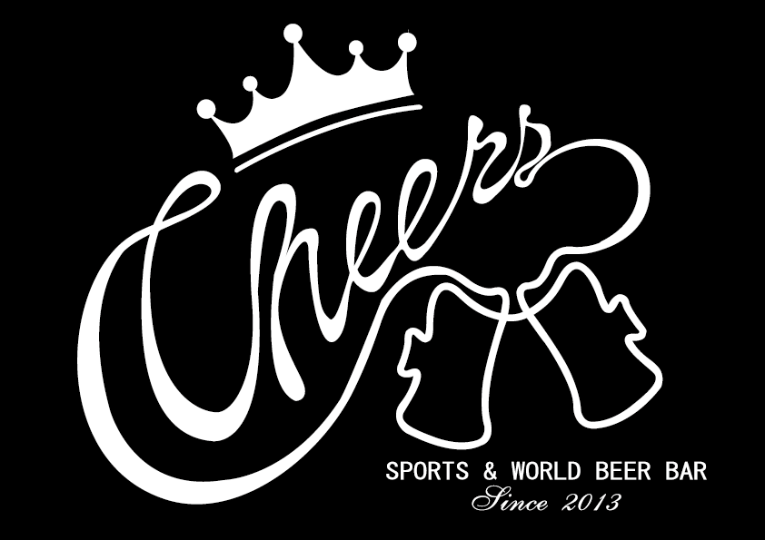 "富山駅前SPORTS&WORLD BEER BAR""Cheers"""