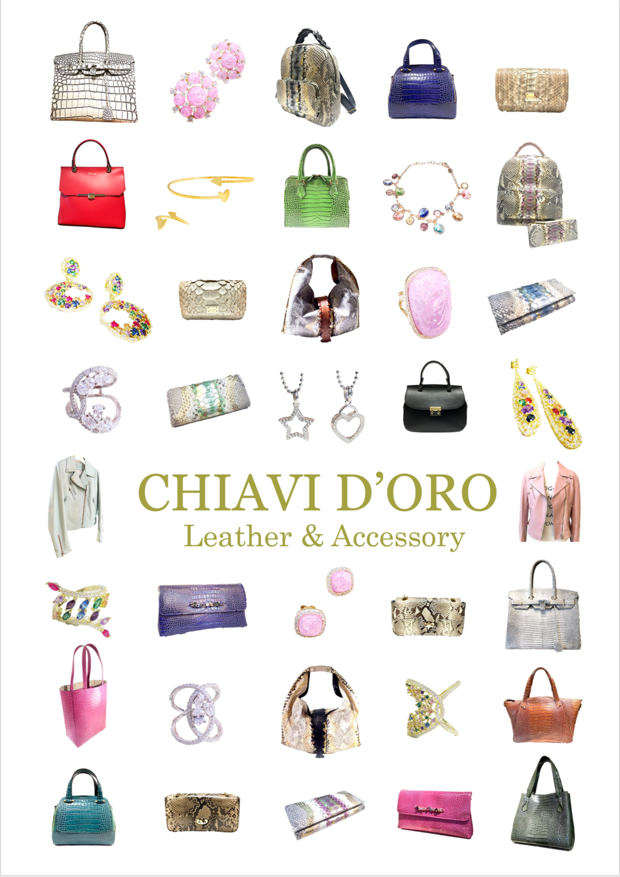 CHIAVI D'ORO official
