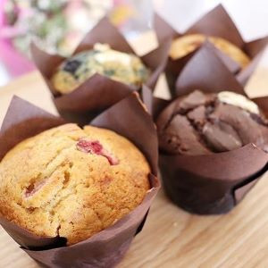 "メディア掲載情報 / ""One Dot Muffin.""is featured on Fan Fan Fukuoka"