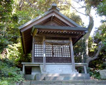 祖霊社 - 関八州総鎮護 伊豆山神社