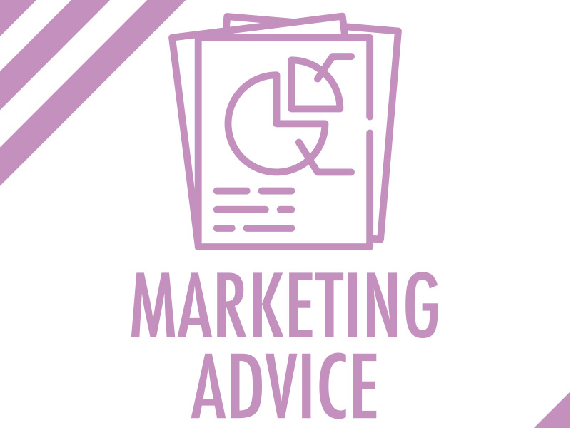 MARKETING ADVICE