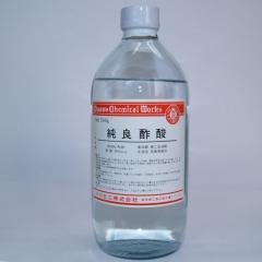 小川化工株式会社MSDS/商品一覧 > 氷酢酸(純良酢酸)