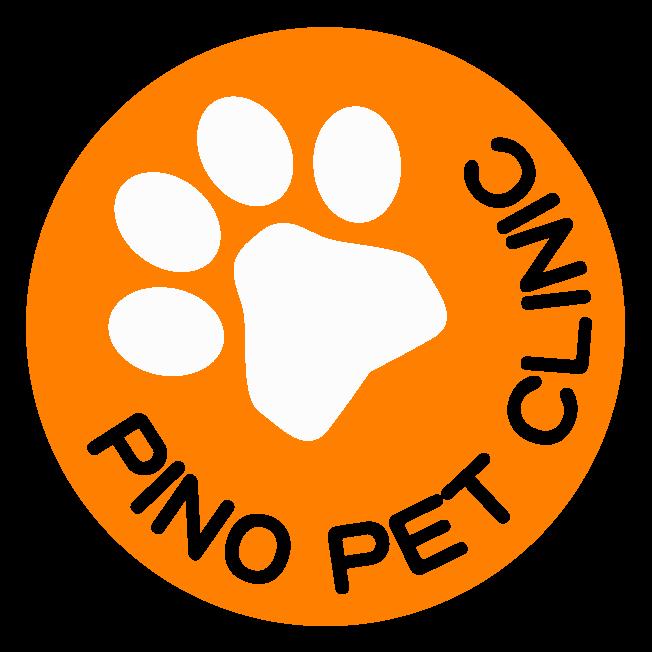 ピノ動物病院のロゴ