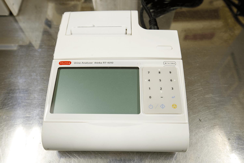 尿化学分析器