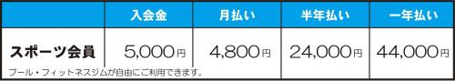 スポーツ会員価格表.jpg