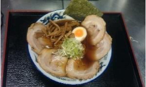 チャーシューラーメン ¥700