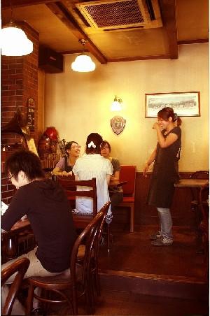 コーヒーハウス二番館