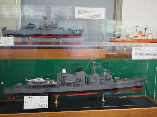 護衛艦模型