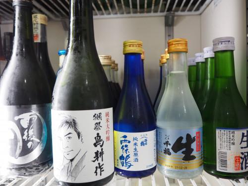 11-すし柳冷蔵庫酒3