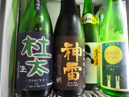 10-すし柳冷蔵庫酒2