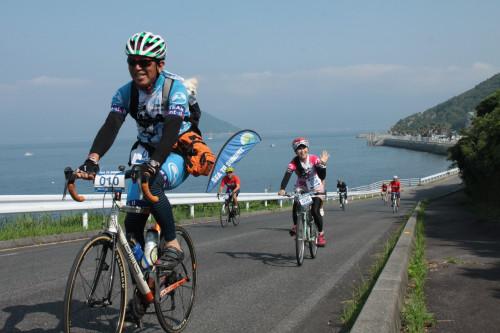 002-里のステージ(自転車)(SEA-TO-SUMMIT江田島2018)