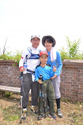 003-02-山のステージ(ハイク)ファミリー(SEA-TO-SUMMIT江田島2018)