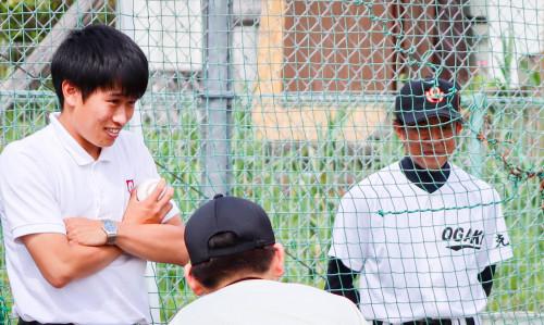 07-山科先生と三宅コーチ