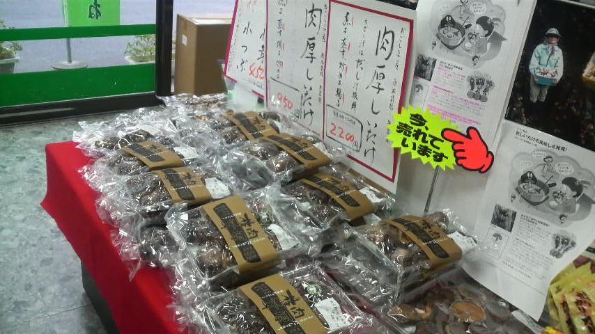 これまで、何十年もしいたけを扱って来た神谷社長が鹿児島県の個人農家より直接お取り寄せしている旨みたっぷりの椎茸販売開始しました。