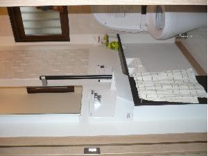 5L節水トイレと自動水栓手洗い