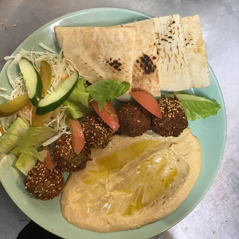 ファラフェルプレート / Falafel Plate