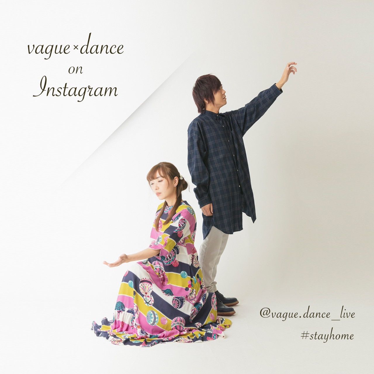 vague×dance on Instagram