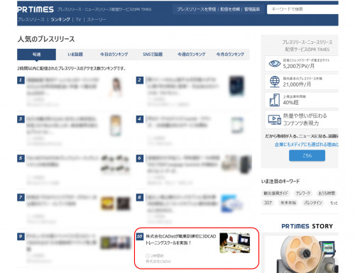 20210129_PR TIMES旬速トップ10入り.png