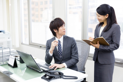 "■ I know because I'm a secretary! ""Three characteristics"" of a decent person"