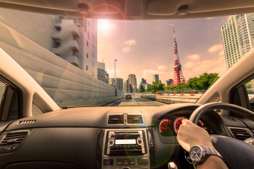 ■After all professional! How to acquire the driving skills that you think?