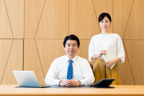 ■ The road to a secretary! What kind of person is suitable for a secretary?
