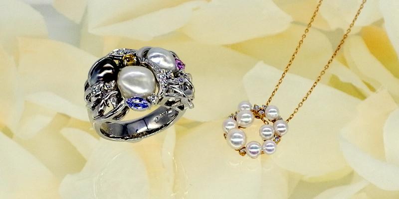 ダイヤモンドジュビリー取扱商品(宝石)