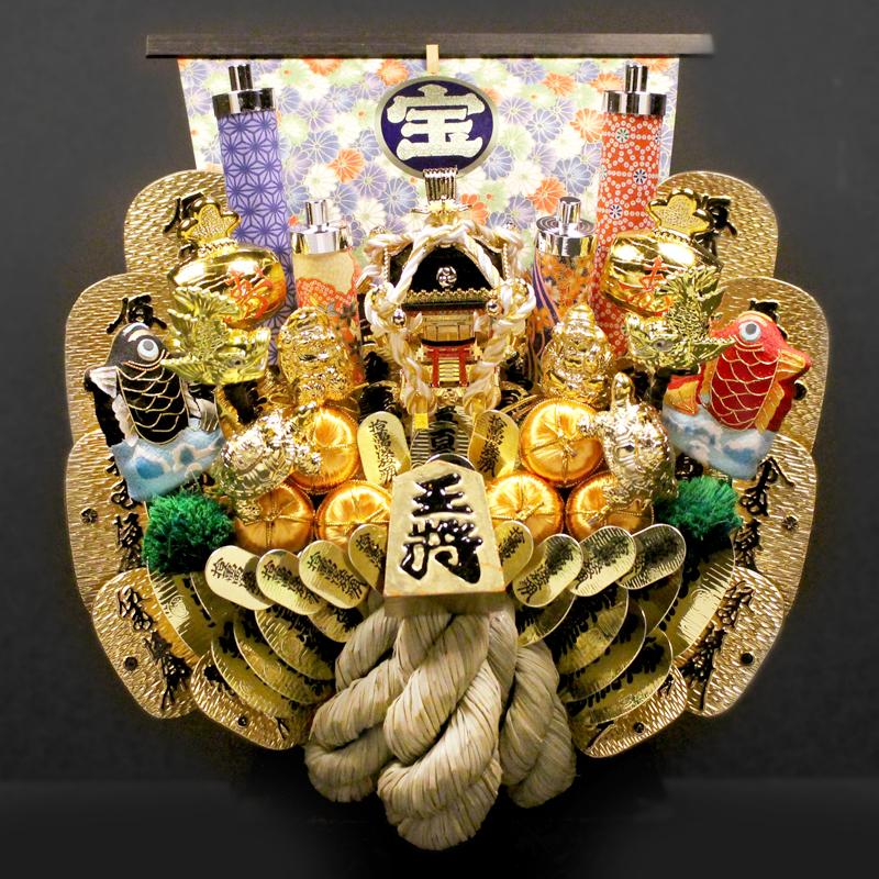 宝神輿(8寸)