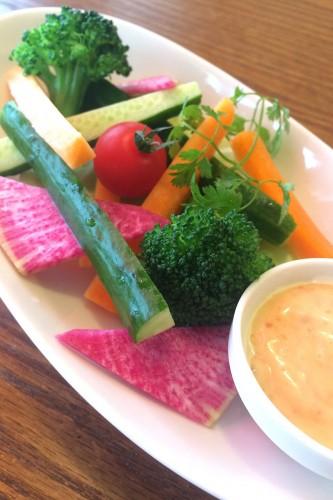 541+ 黒板MENU 野菜スティック