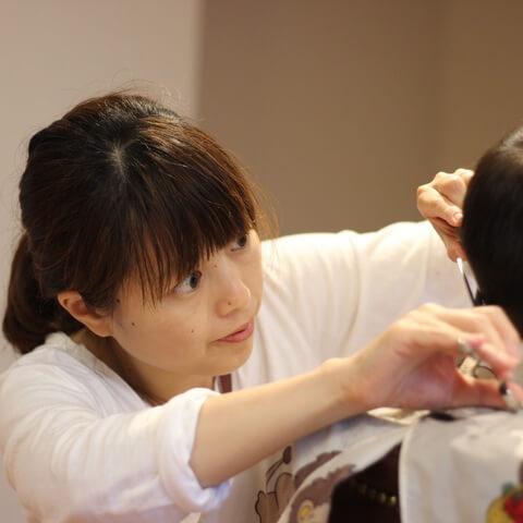 理容師カウンセリング