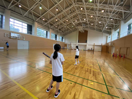 ソフトテニス教室(基礎)