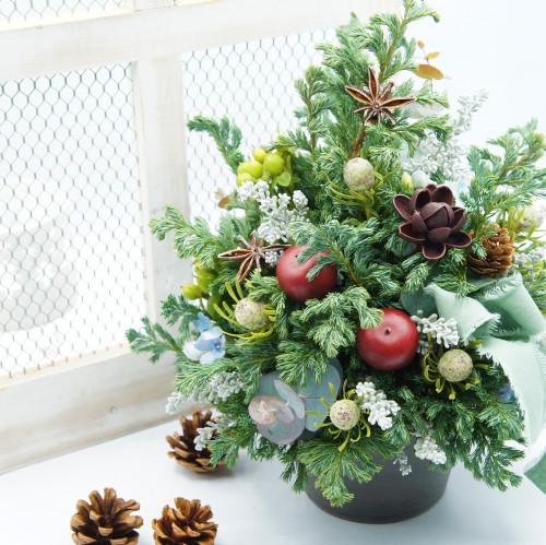 生花『クリスマスアレンジ』レッスンについて