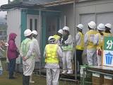 02_2015(平成27)年09月09日_第04回_脇町堤防工事現場の緊急支援訓練_KUNNREN3.JPG