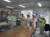 03_2015(平成27)年09月09日_第04回_脇町堤防工事現場の緊急支援訓練_KUNNREN4.JPG