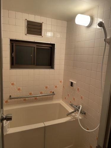 シャワー室使用可能となりました😊