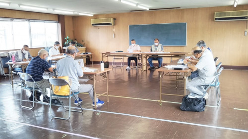 202/6/27 前期公認指導員講習会が開催されました。