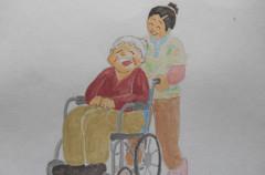 車椅子移動介助イラスト.jpg