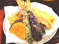 穴子天ぷら サムネイル
