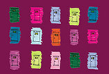 2013いくつものとびらミニ封筒用二つ折りカード紫.jpg