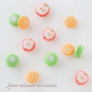 フルーツマカロン