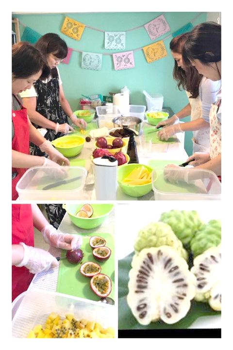 沖縄の無農薬 トロピカルフルーツ酵素