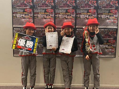 【BLOG】優勝‼️特別賞‼️おめでとう〜〜✨✨✨