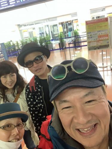 石垣島にとーちゃーく!