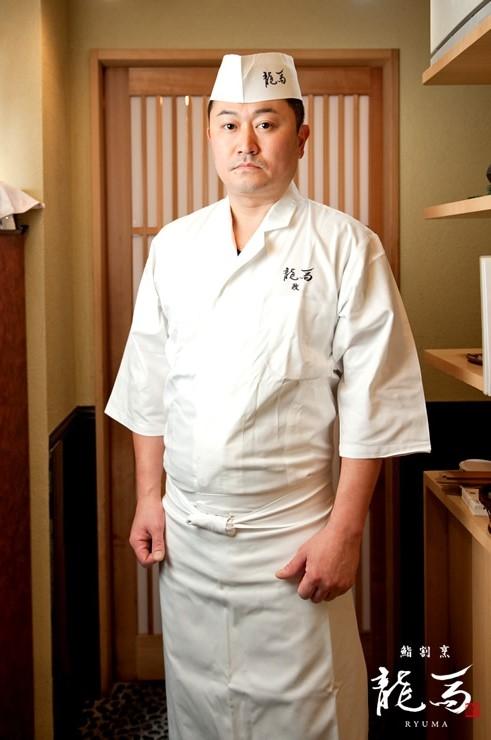 寿司割烹 龍馬 板長