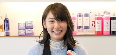 アシスタント 沖野友香