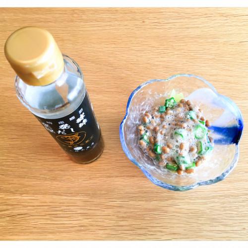 1年熟成甕酢・黒酢『オクラ納豆』2.jpg