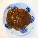 りんご酢、りんご黒酢レシピ『カレーそば』150.jpg